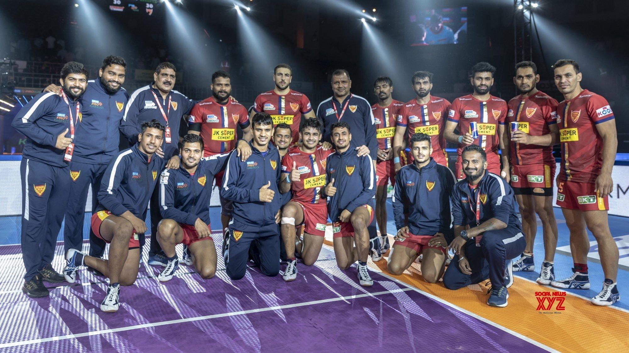 PKL 7: Delhi dominates home leg with 100 per cent win record