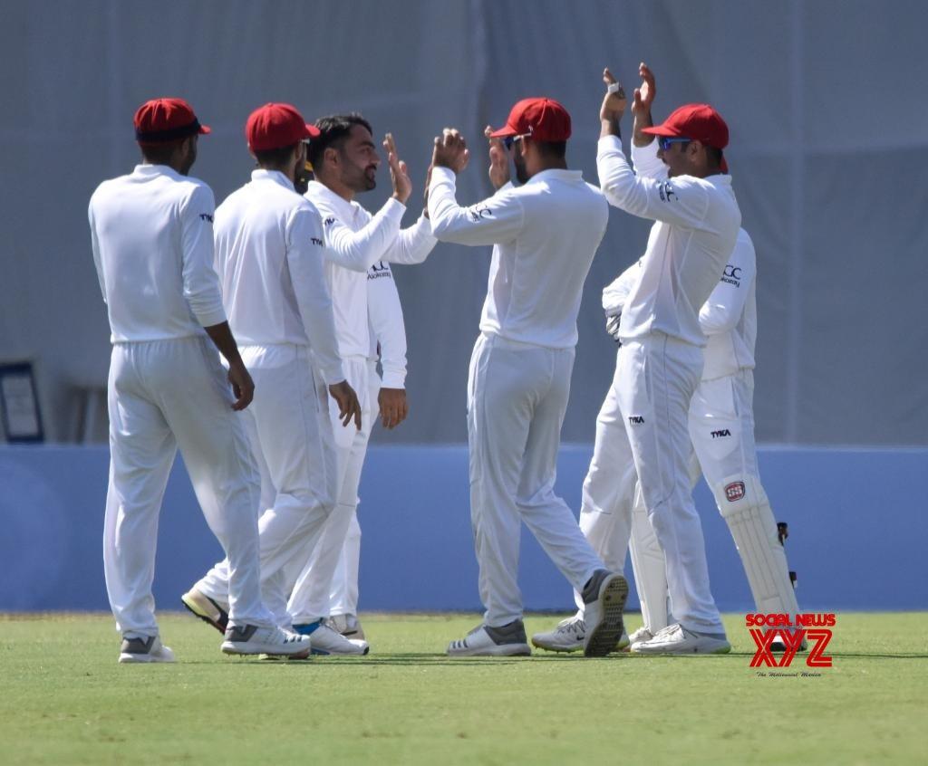 Afghanistan thrash Bangladesh by 224 runs in one-off Test