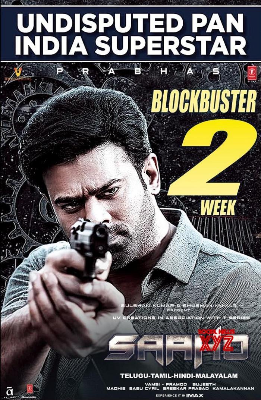 Saaho Movie First Week Share In AP And Telangana Is 74.18 Crores