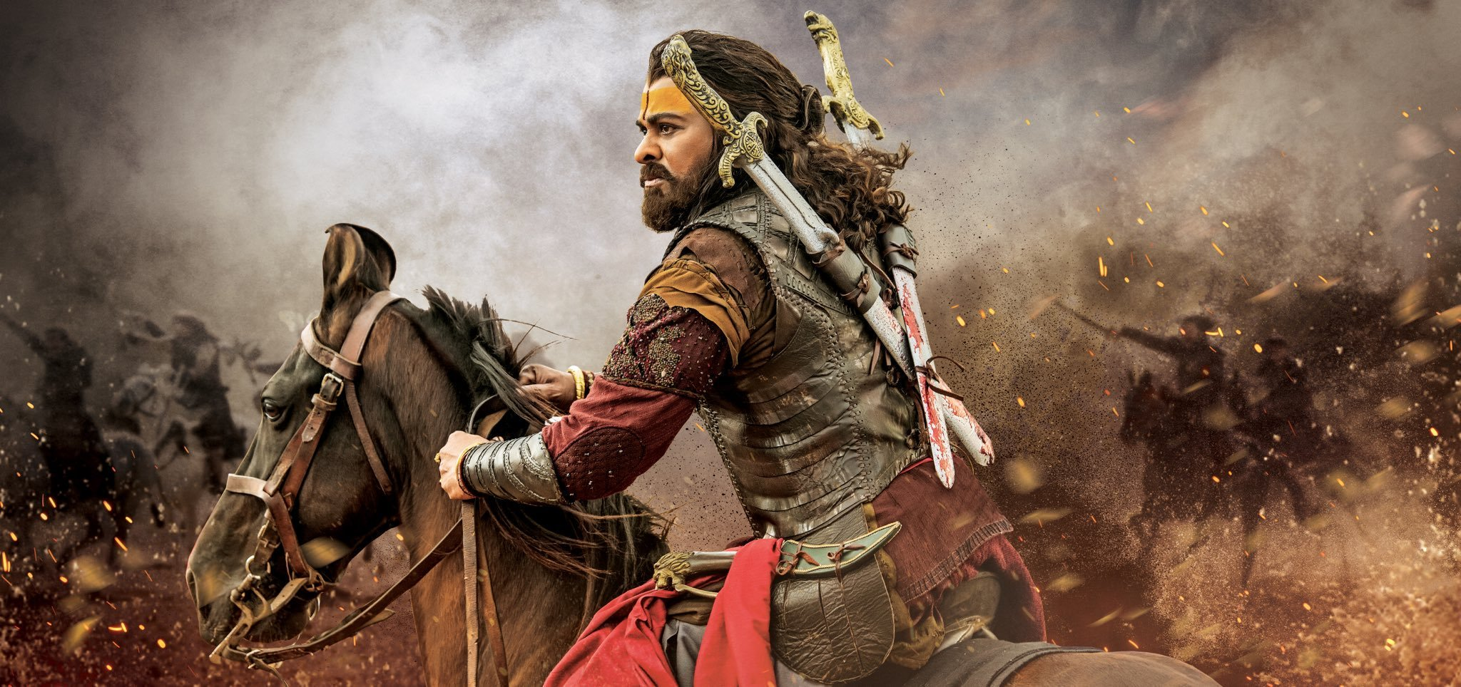 Surender Reddy comments on key action blocks in Sye Raa