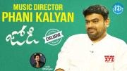 Jodi Movie Music Director Phani Kalyan Exclusive Interview  [HD] (Video)
