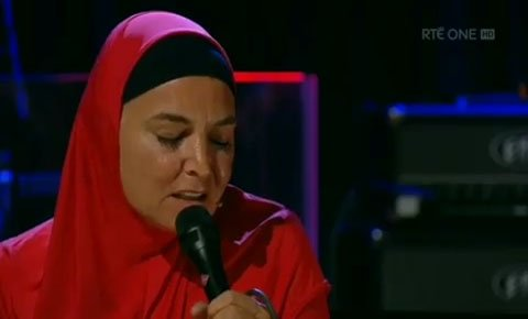 Sinead O'Connor regrets calling white people 'disgusting'