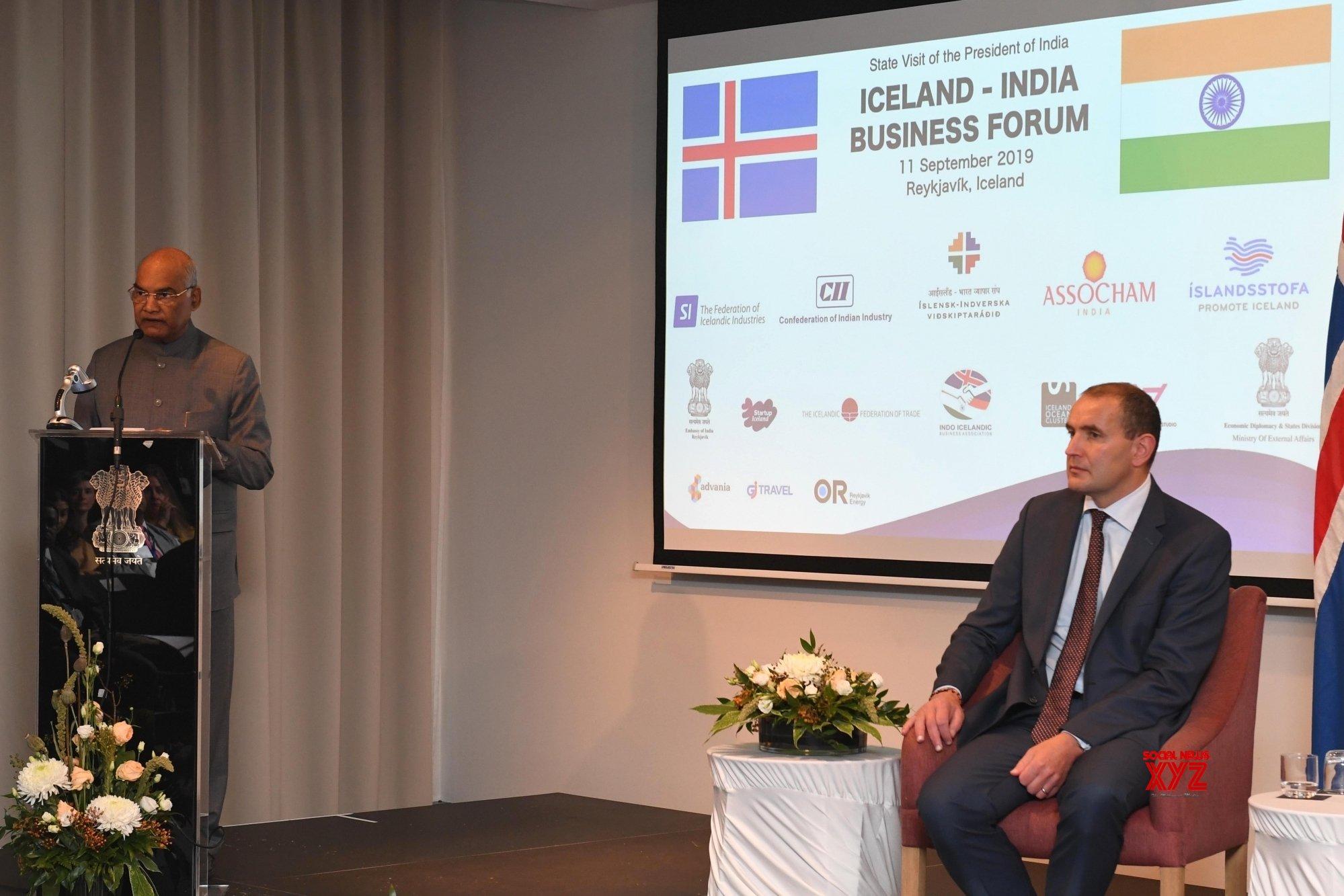 Reykjavik (Iceland): India - Iceland Business Forum #Gallery