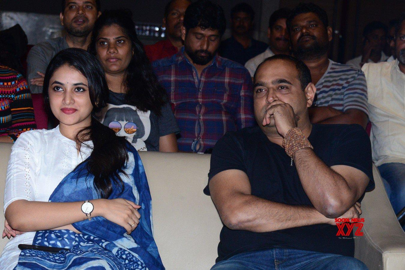 Nani's GangLeader Movie Pre Release Press Meet Gallery