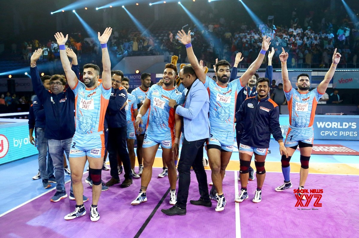 PKL 7: Maninder helps Warriors beat Bengaluru Bulls 42-40