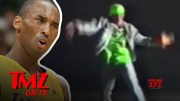 Kobe Bryant Shares A Video Of Himself Dancing When He Was Young  [HD] (Video)