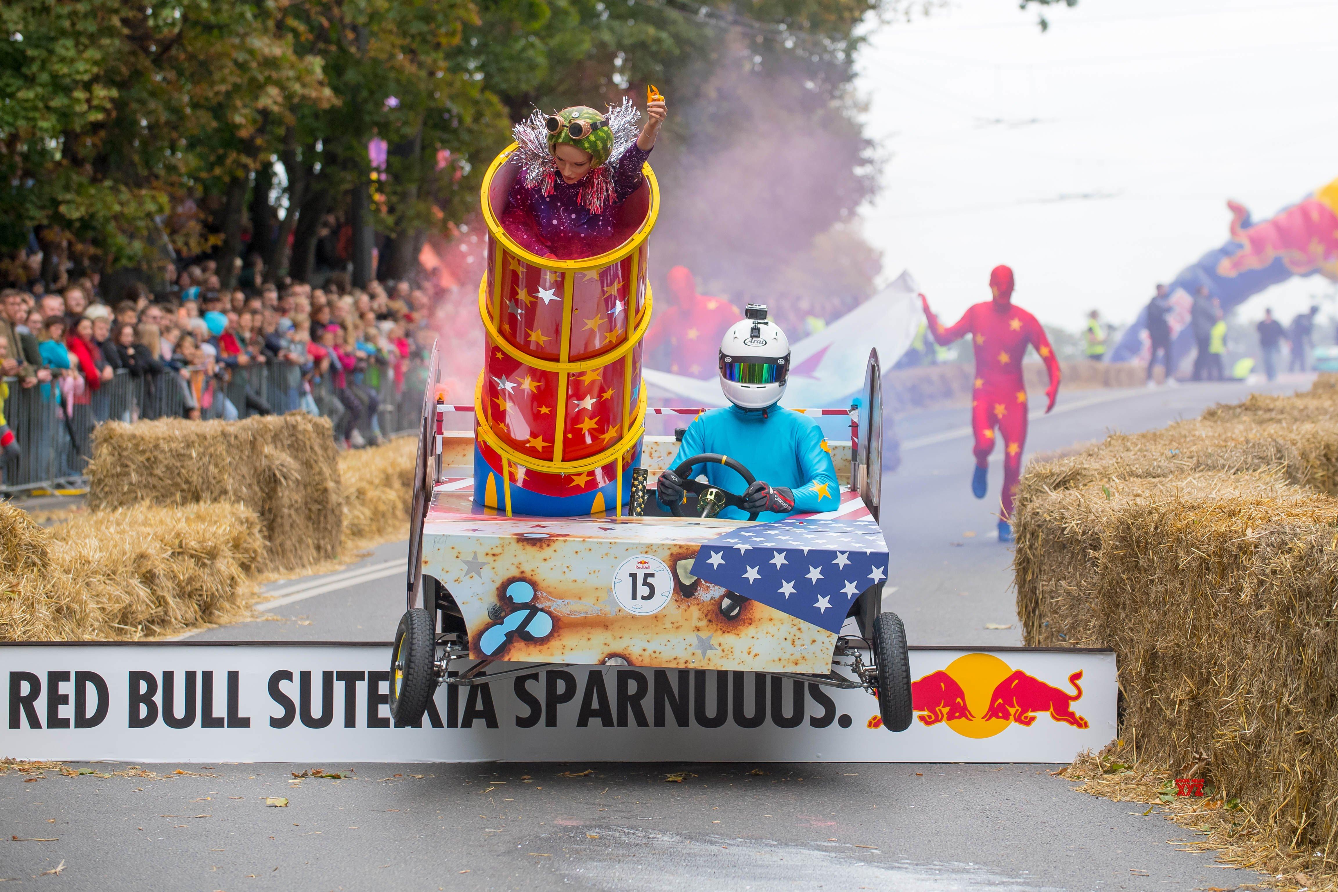 LITHUANIA - KAUNAS - SOAPBOX - RACE #Gallery