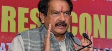 SP Singh Baghel. (File Photo: IANS)