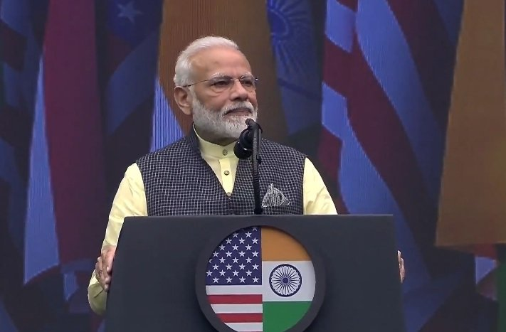Modi in Houston and other highlights from PM's US visit