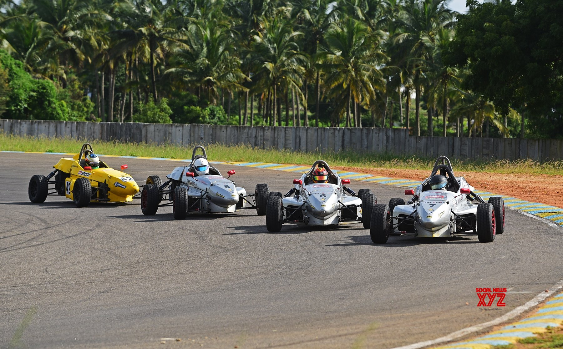 Coimbatore: FMSCI National Racing Championship 2019 #Gallery