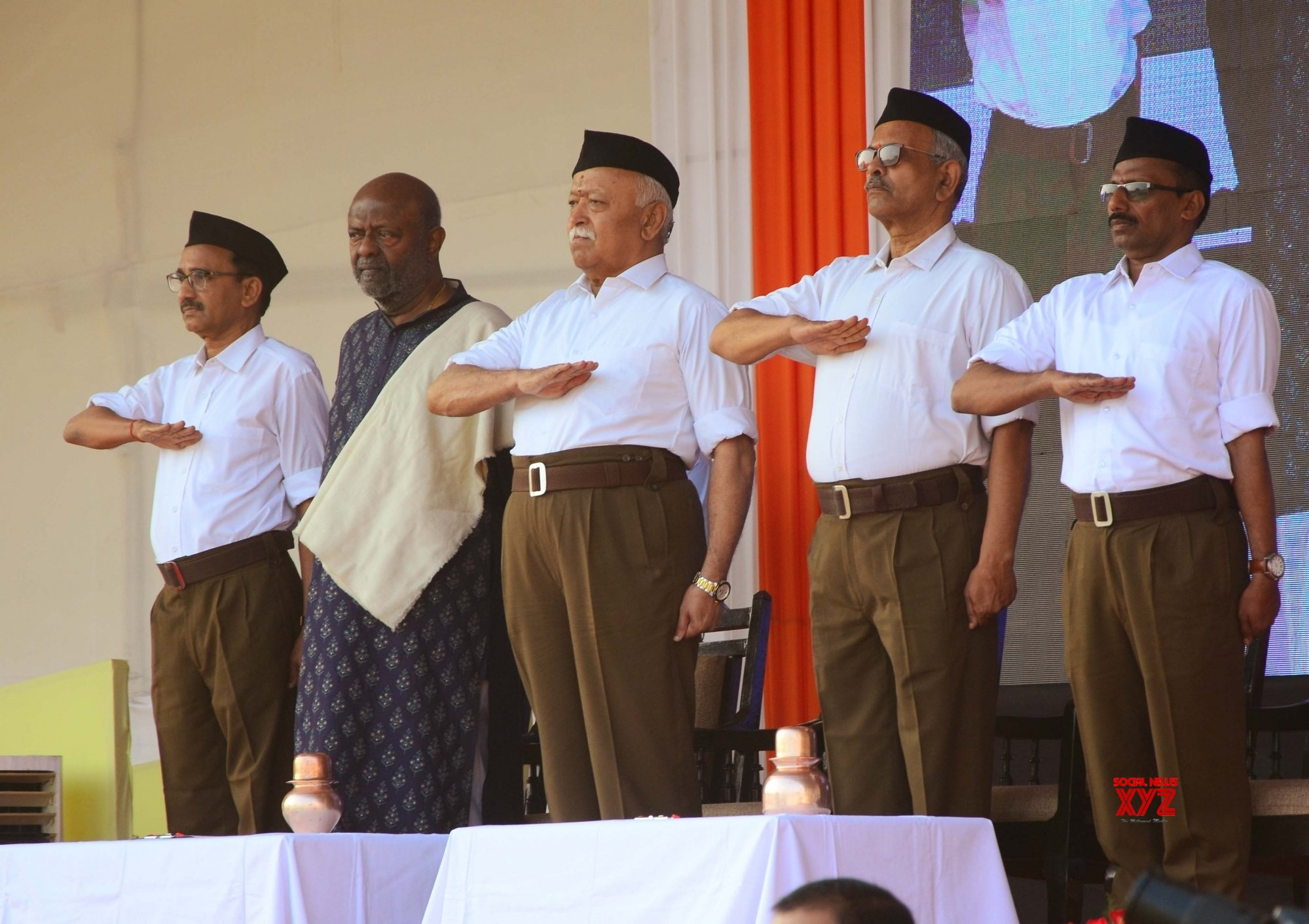 Nagpur: RSS) - Foundation Day celebrations #Gallery
