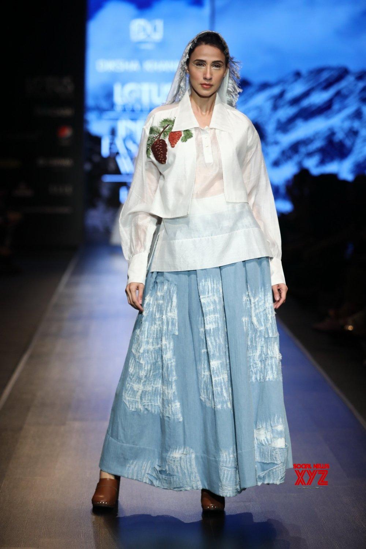 New Delhi: Lotus Make - up India Fashion Week - Diksha Khanna #Gallery