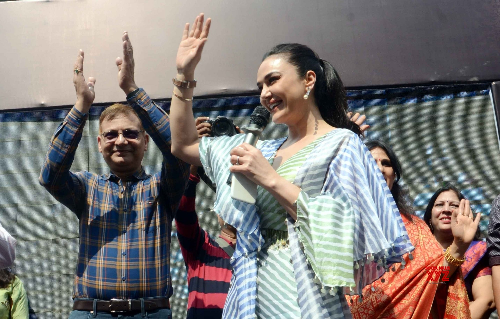 Patna: Preity Zinta at a store launch #Gallery