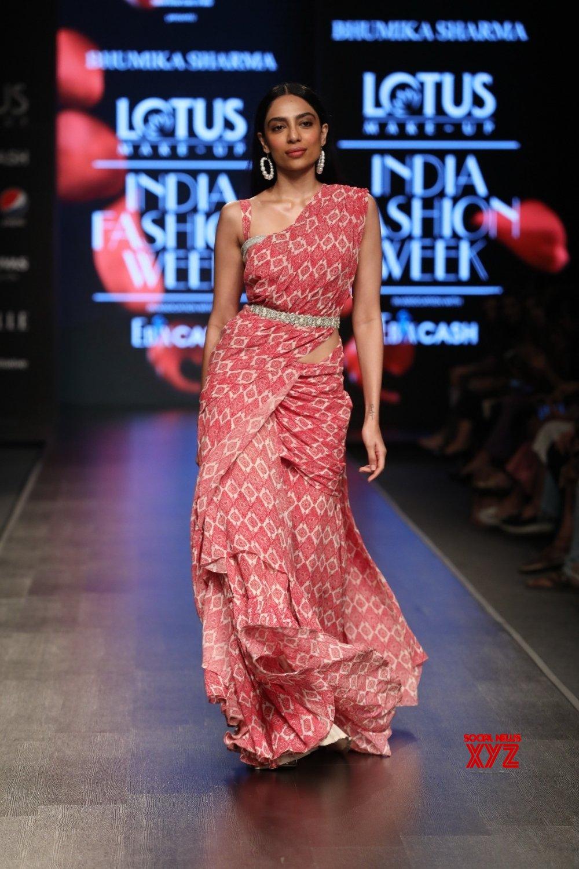 New Delhi: Lotus Make - up India Fashion Week #Gallery