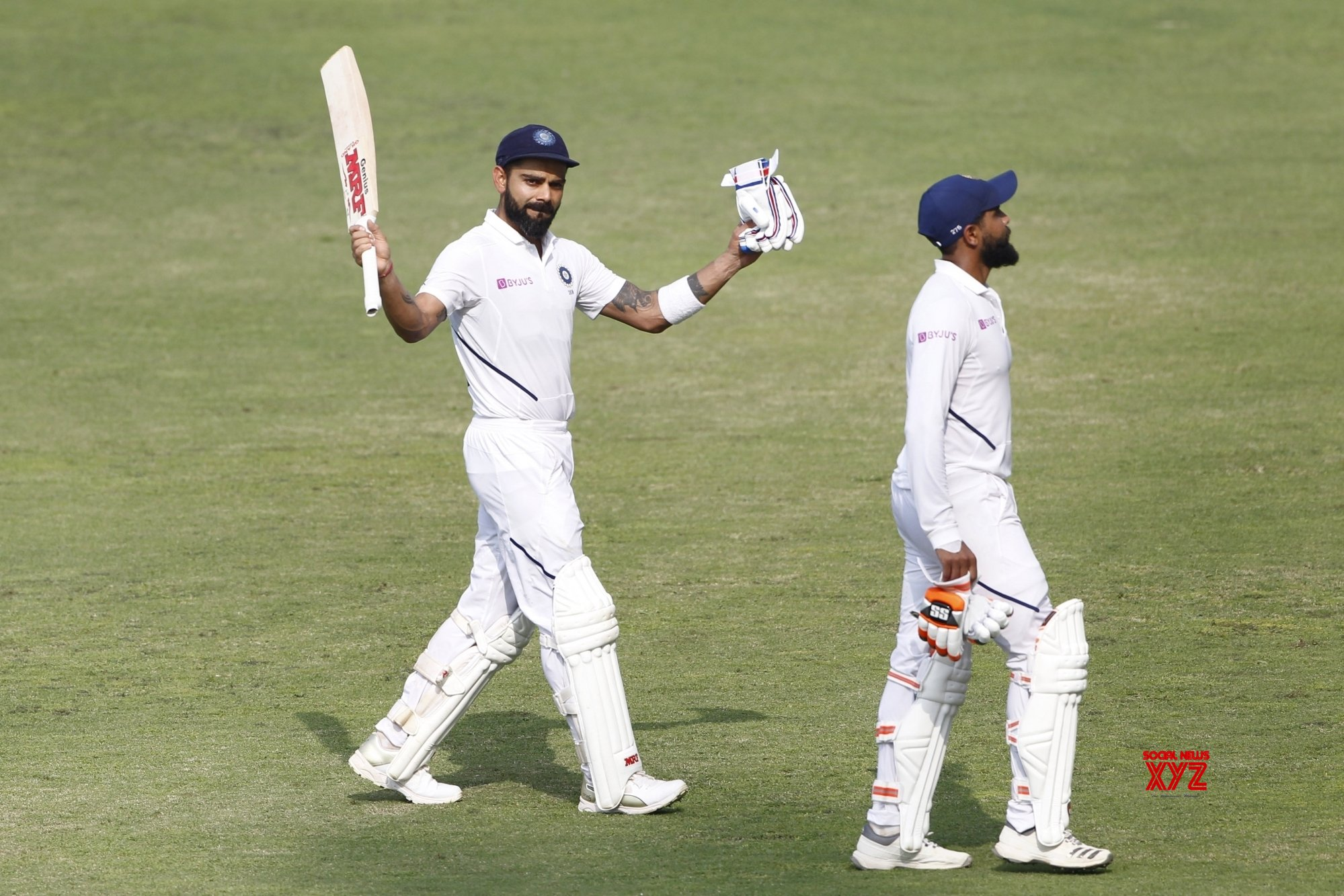 Pune: 2nd Test - India Vs South Africa - Day 2 (Batch - 16) #Gallery