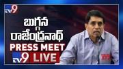 AP Finance Minister Buggana Rajendranath Reddy LIVE - TV9 [HD] (Video)
