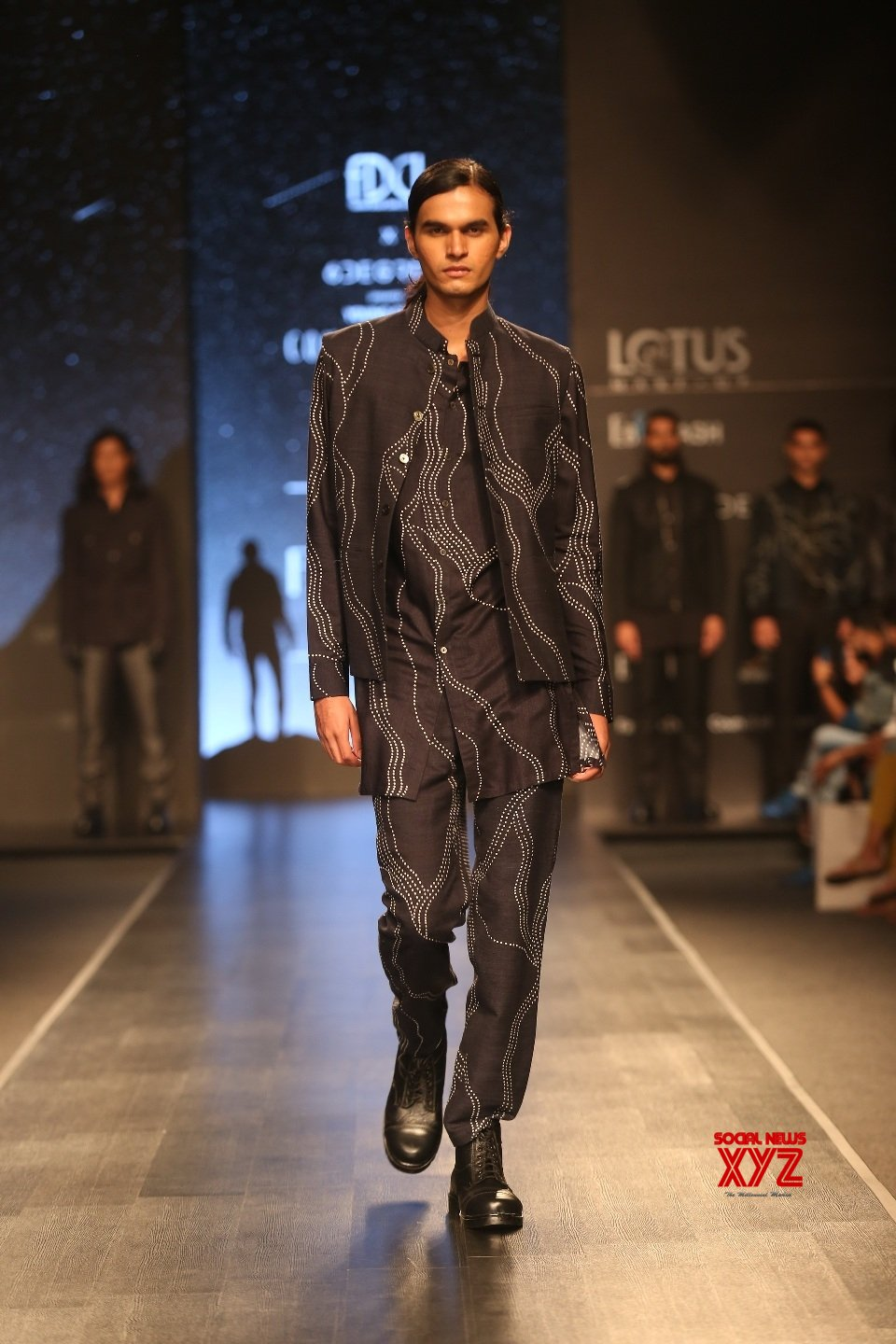 New Delhi: Lotus Make - up India Fashion Week - Day 4 - Countrymade's collection showcased (Batch - 2) #Gallery