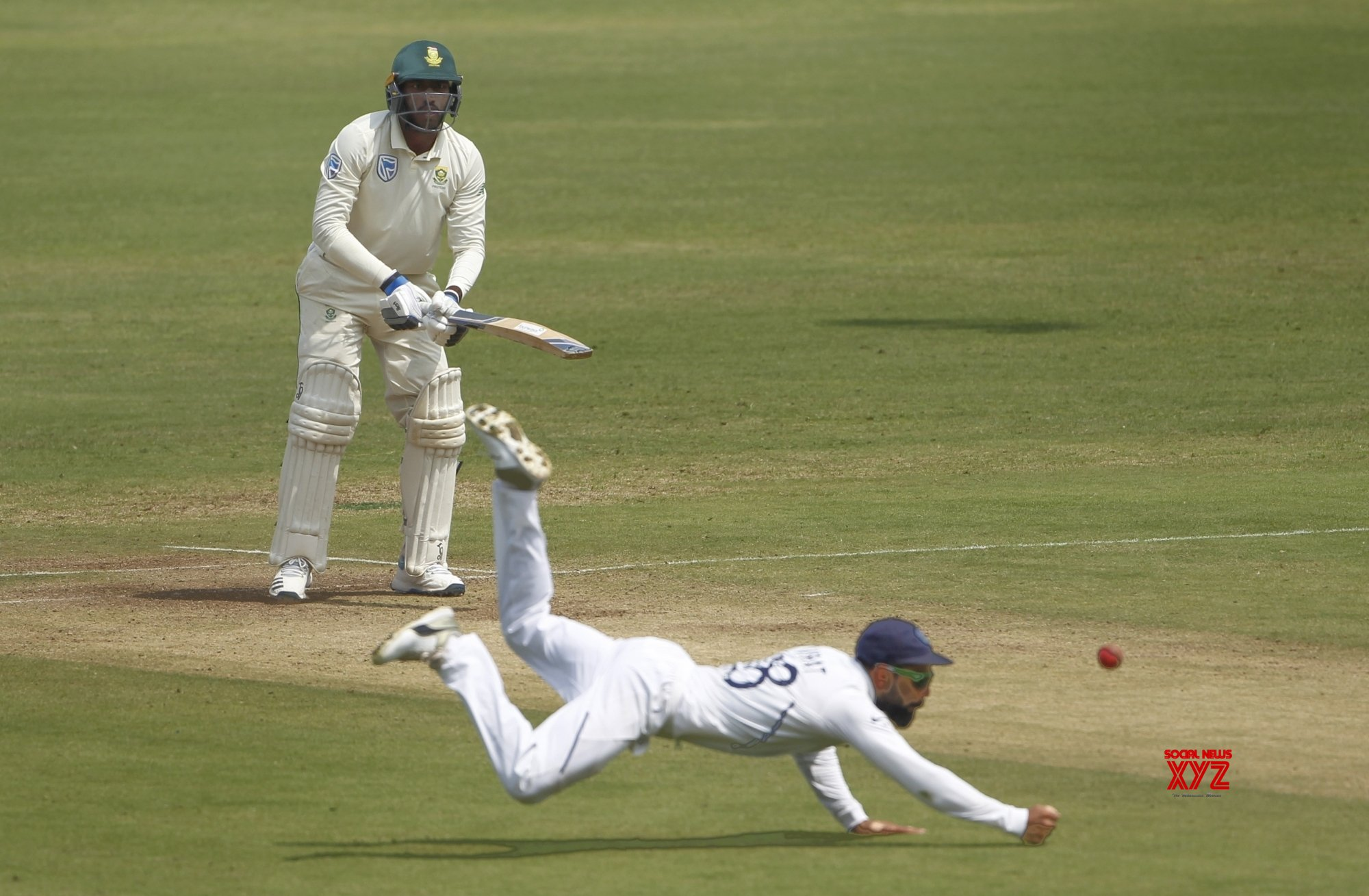 Pune: 2nd Test - India Vs South Africa - Day 3 (Batch - 10) #Gallery