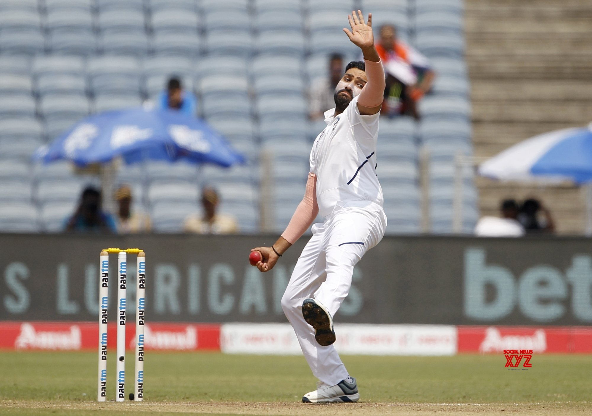 Pune: 2nd Test - India Vs South Africa - Day 3 (Batch - 13) #Gallery