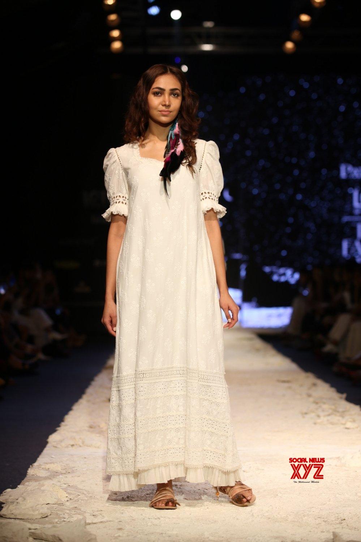 New Delhi: Lotus Make - up India Fashion Week - Payal Jain's creations showcased #Gallery