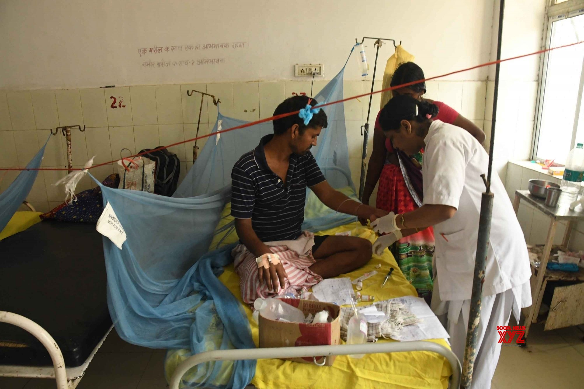Spurt in dengue cases in UP; principal secy among infected