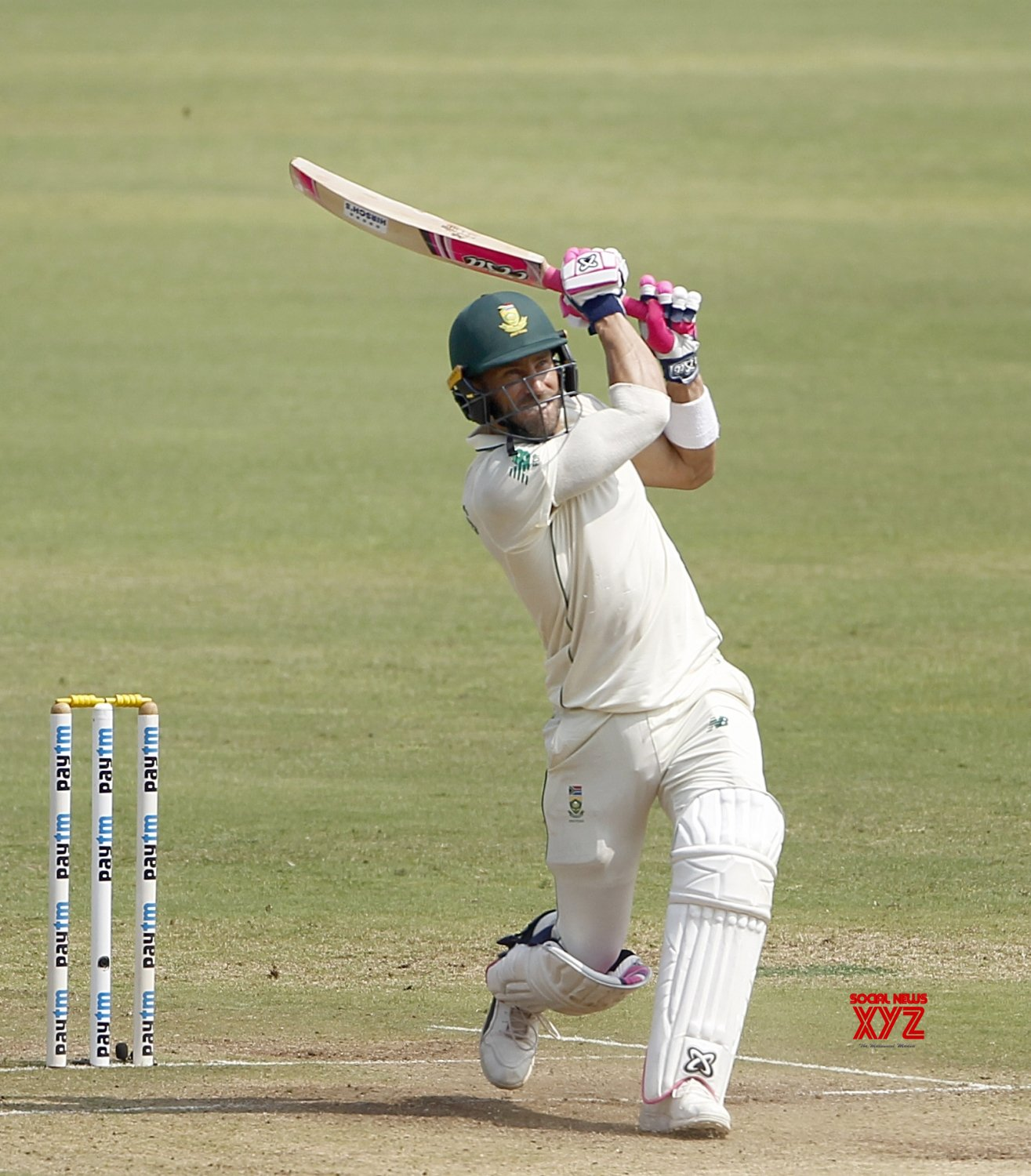 Pune: 2nd Test - India Vs South Africa - Day 3 (Batch - 9) #Gallery