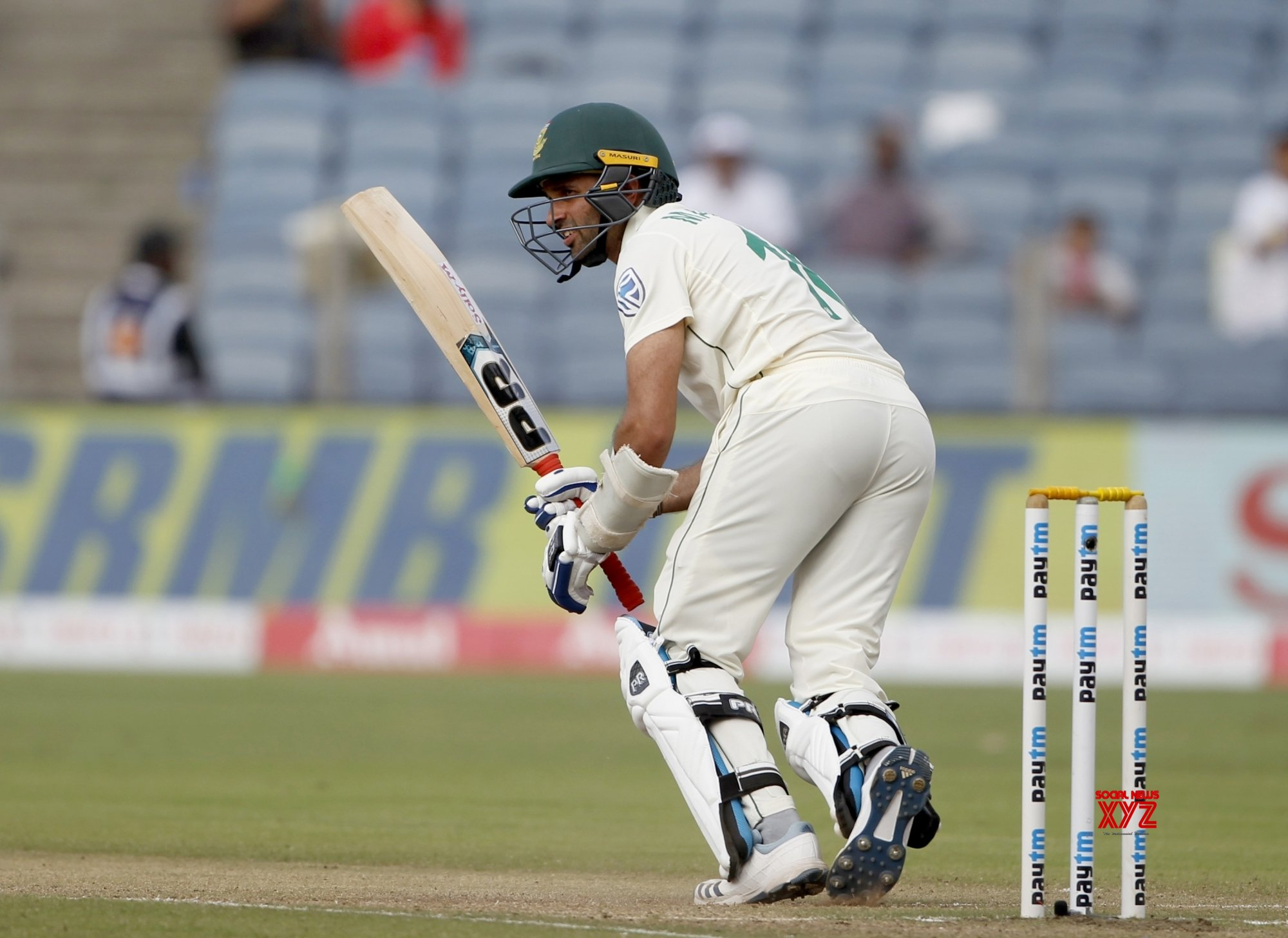 Pune: 2nd Test - India Vs South Africa - Day 3 (Batch - 15) #Gallery
