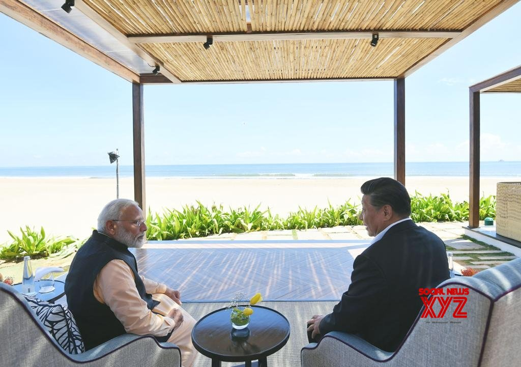 Mahabalipuram: PM Modi, Chinese President hold discussions on 2nd day of Informal Summit #Gallery