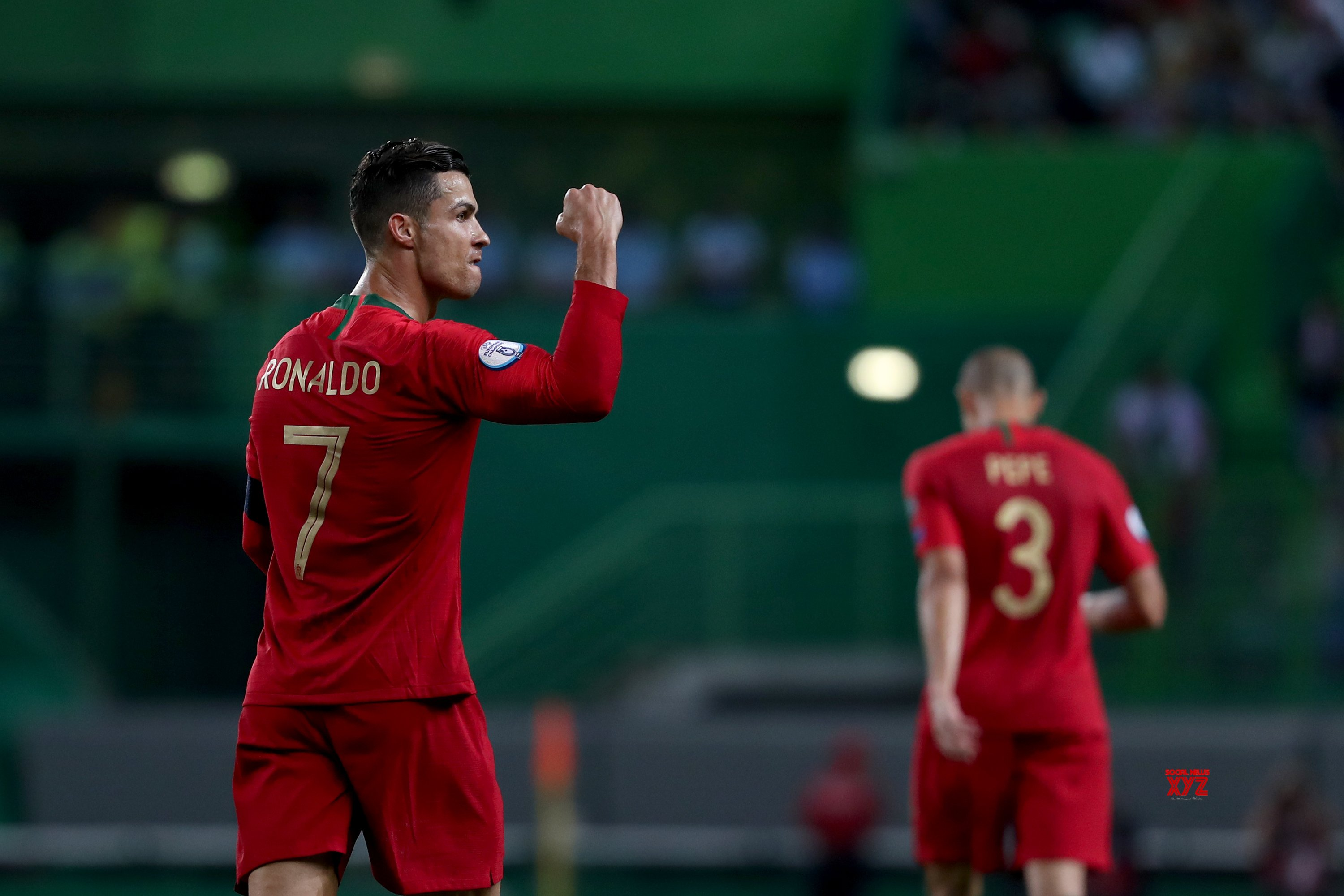 PORTUGAL - LISBON - SOCCER - UEFA EURO 2020 QUALIFYING MATCH - POR VS LUX #Gallery