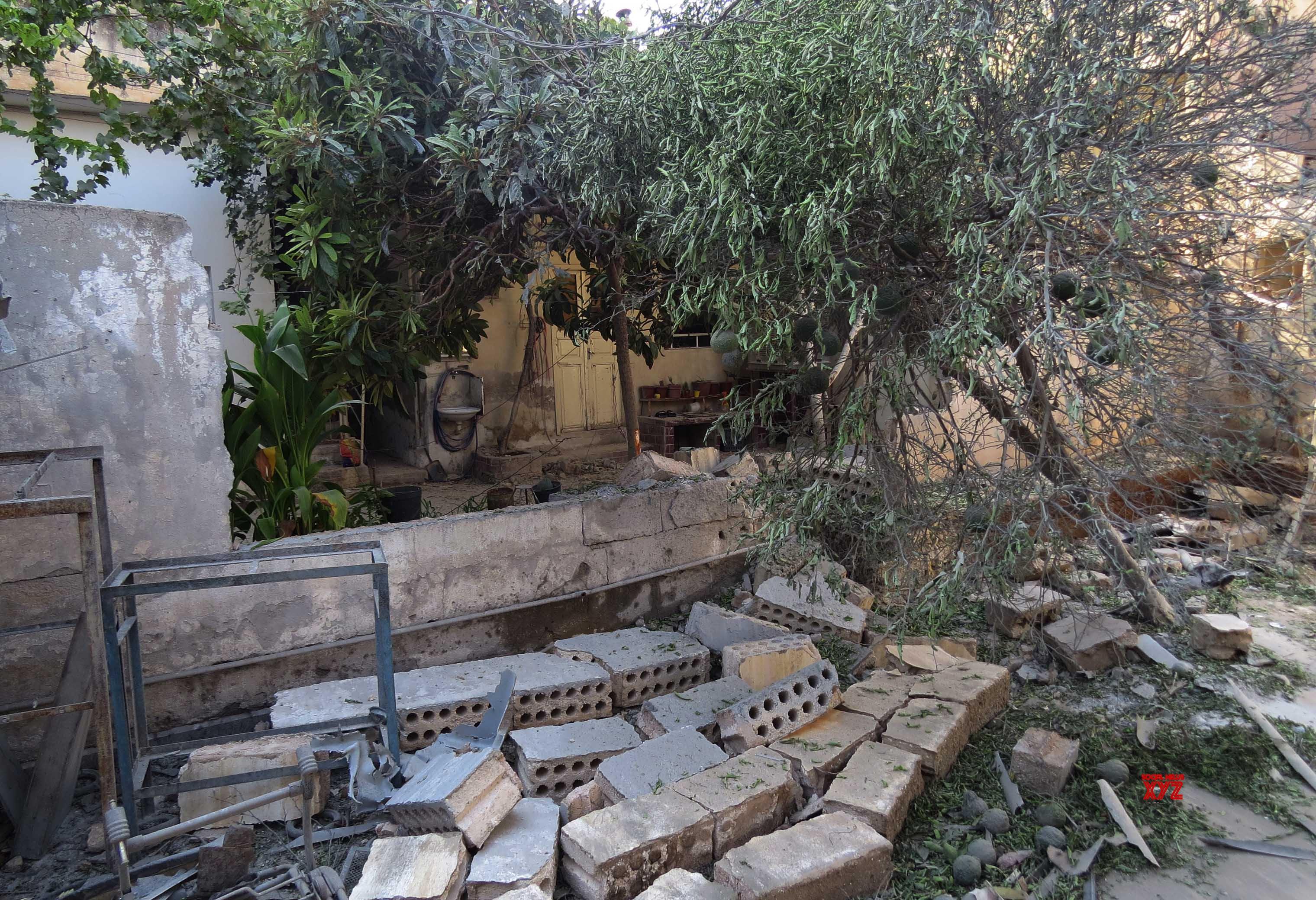 SYRIA - QAMISHLI - TURKISH - SHELLING #Gallery