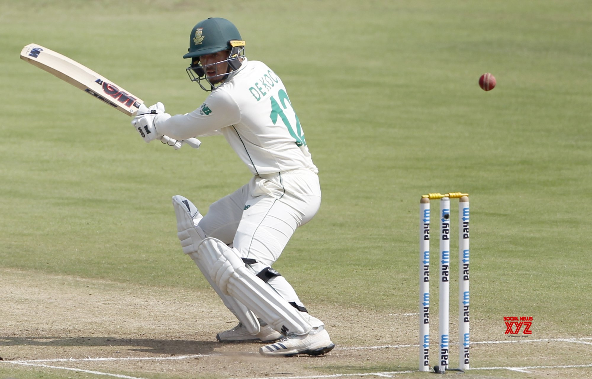 Pune: 2nd Test - India Vs South Africa - Day 3 (Batch - 6) #Gallery