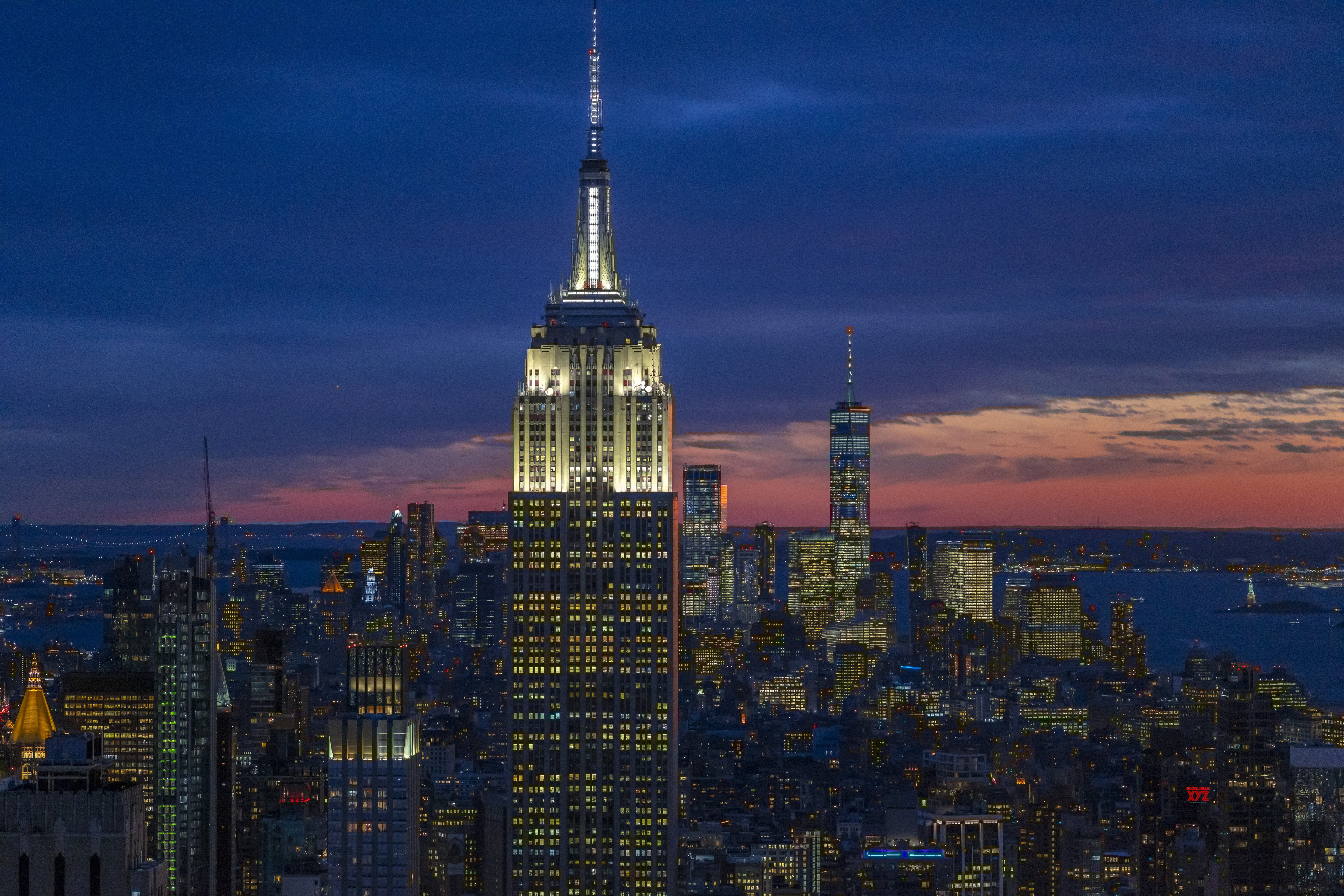 U.S. - NEW YORK - MANHATTAN - CITY VIEW #Gallery