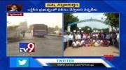 Minister Puvvada Ajay Kumar meeting with KCR over TSRTC Strike - TV9 [HD] (Video)