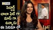 Catherine Tresa Funny about Siddharth Mass Look in Vadaladu Movie - Filmyfocus.com [HD] (Video)