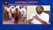 Cong Uttam Kumar Reddy on Huzurnagar by-election - TV9 [HD] (Video)