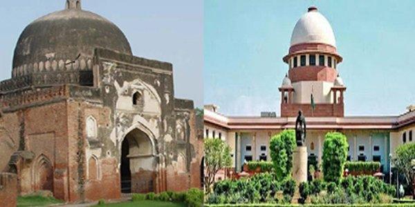 Petition soon in SC to seek Babri rubble