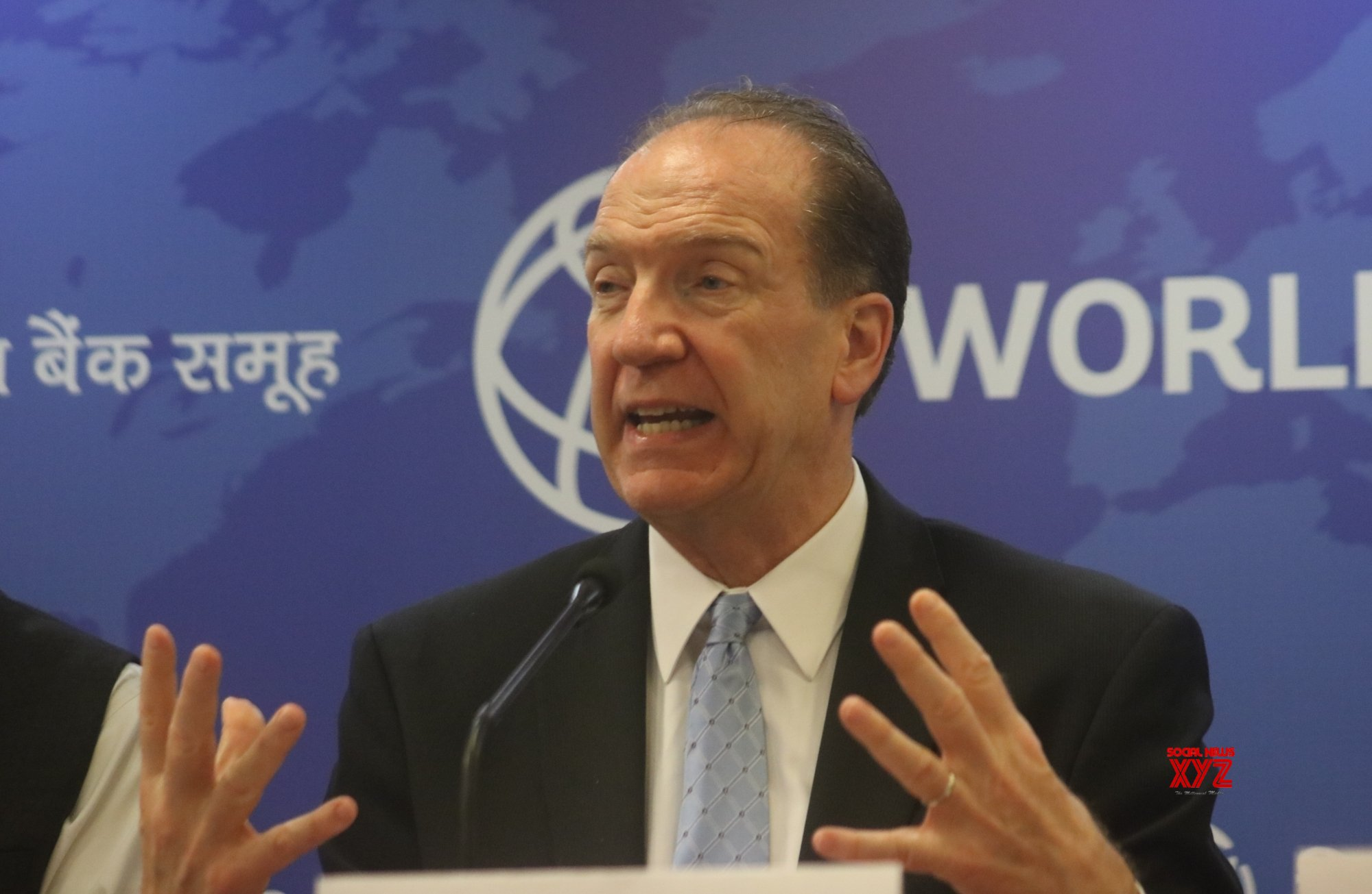World Bank chief welcomes G20 progress on debt relief