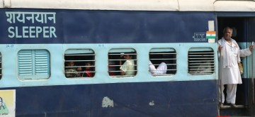 New Delhi Railway Station. (File Photo: Amlan Paliwal/IANS)