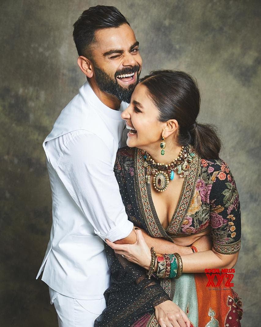 Virat Kohli and Anushka Sharma s Diwali 2019 Stills