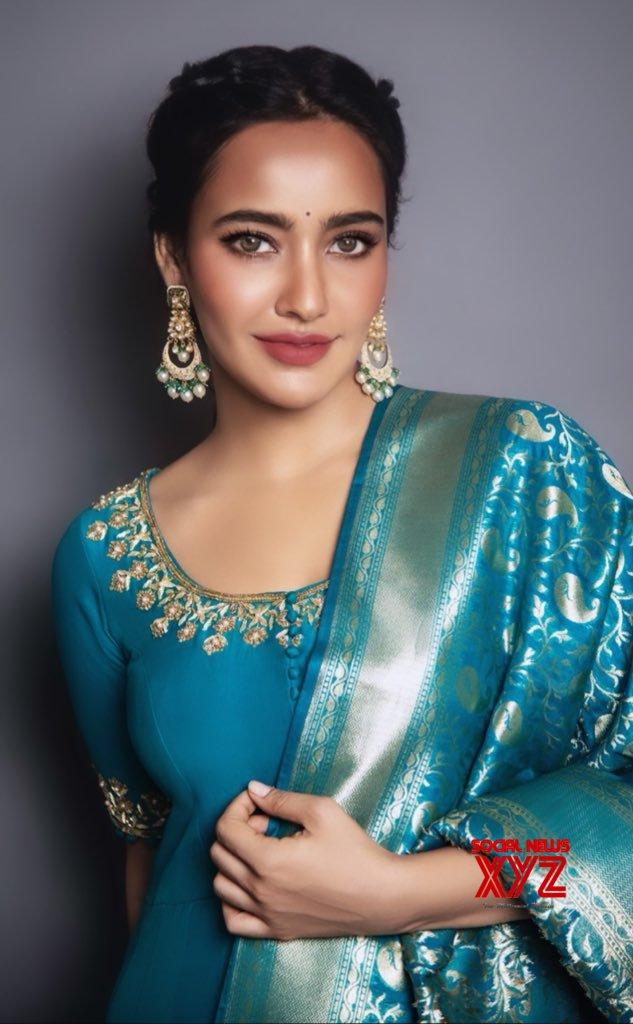 Actress Neha Sharma Diwali Special Stills
