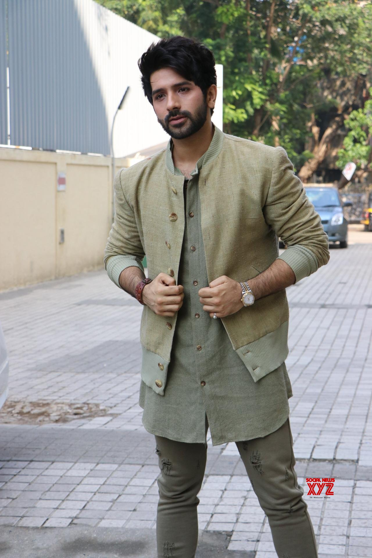 Vardhan Puri And Shivaleeka Oberoi Stills From Yeh Saali Aashiqui Movie Promotions