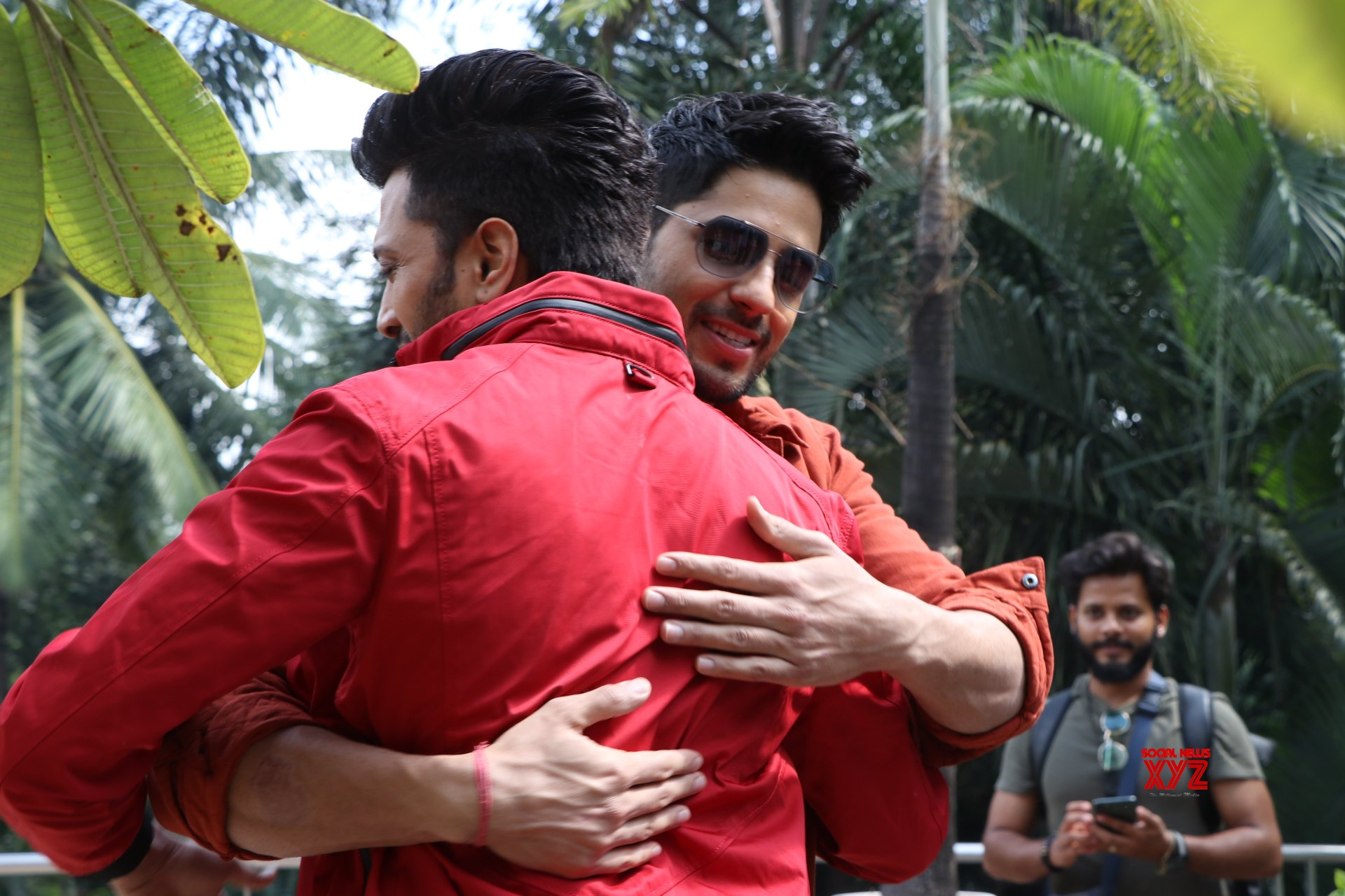 Riteish Deshmukh And Siddharth Malhotra Spotted At Novotel For Promoting Their Film Marjaavaan Gallery