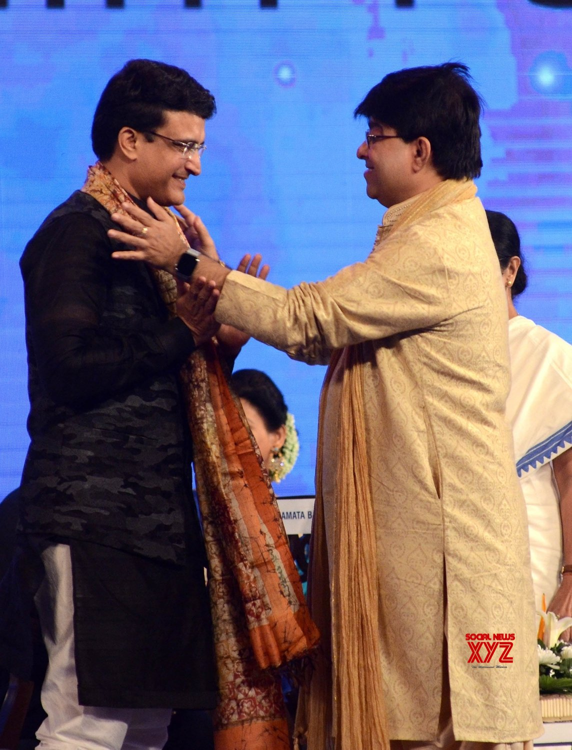 Kolkata: Inaugural session of 25th Kolkata International Film festival #Gallery
