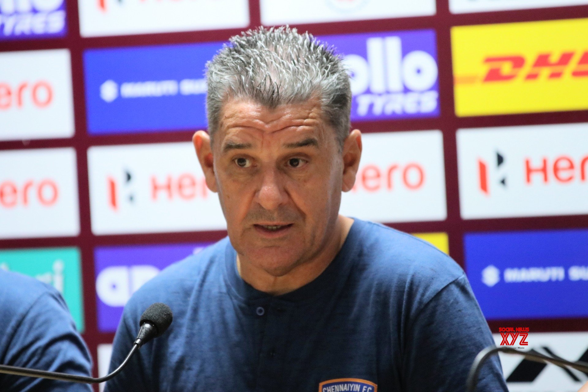 More than a football match against Bengaluru: Gregory