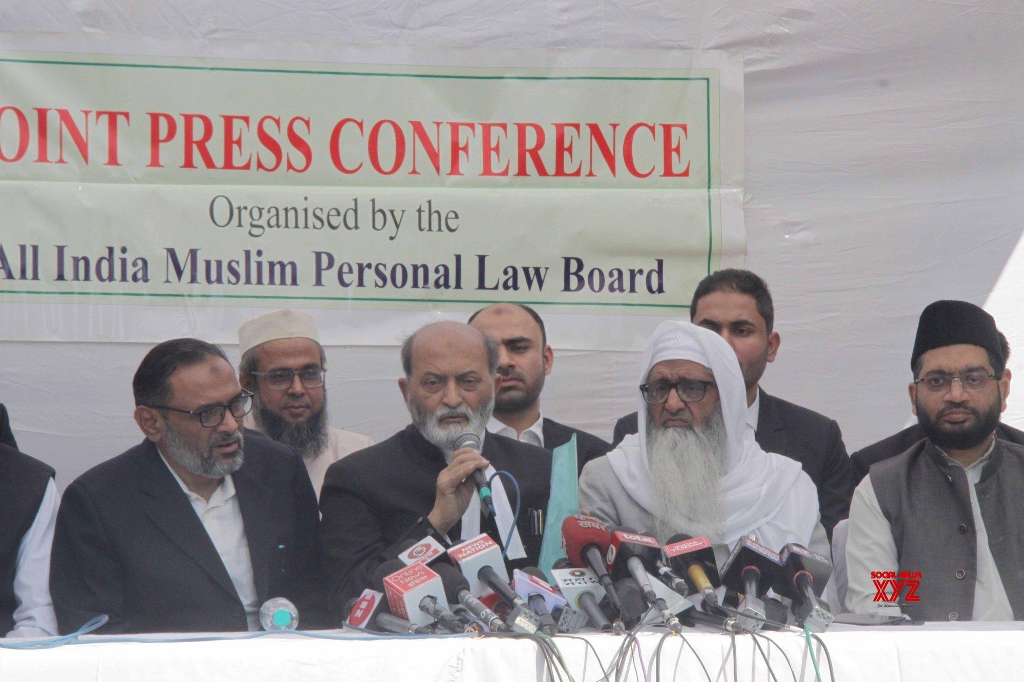 Muslim religious leaders welcome Ayodhya verdict