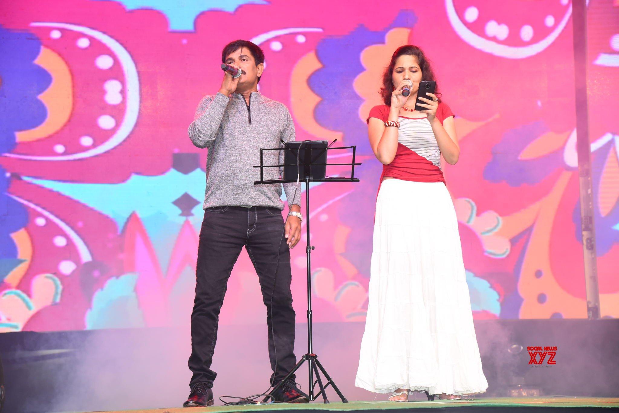 Tenali Ramakrishna BA BL Movie Pre Release Event Stills