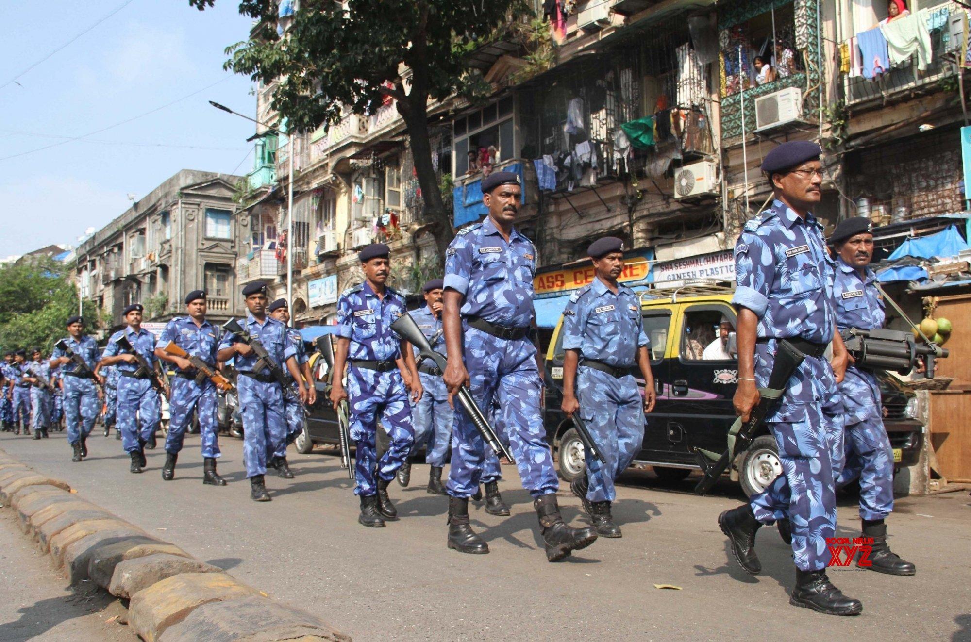 Mumbai: Ayodhya verdict : Prohibitory orders clamped in Mumbai #Gallery