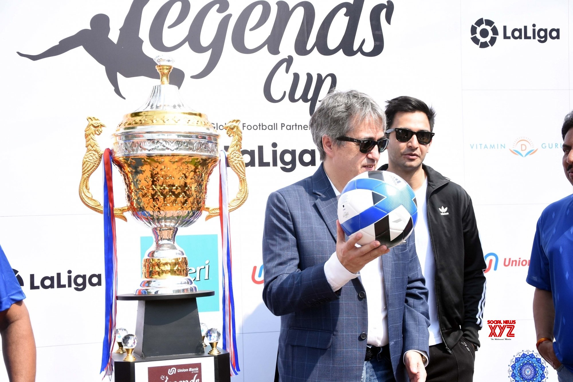 """Mumbai: Launch of 5th """"The Legends Cup"""" #Gallery"""