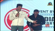 Prince Cecil Speech @ Action Movie Pre Release Event (Video)