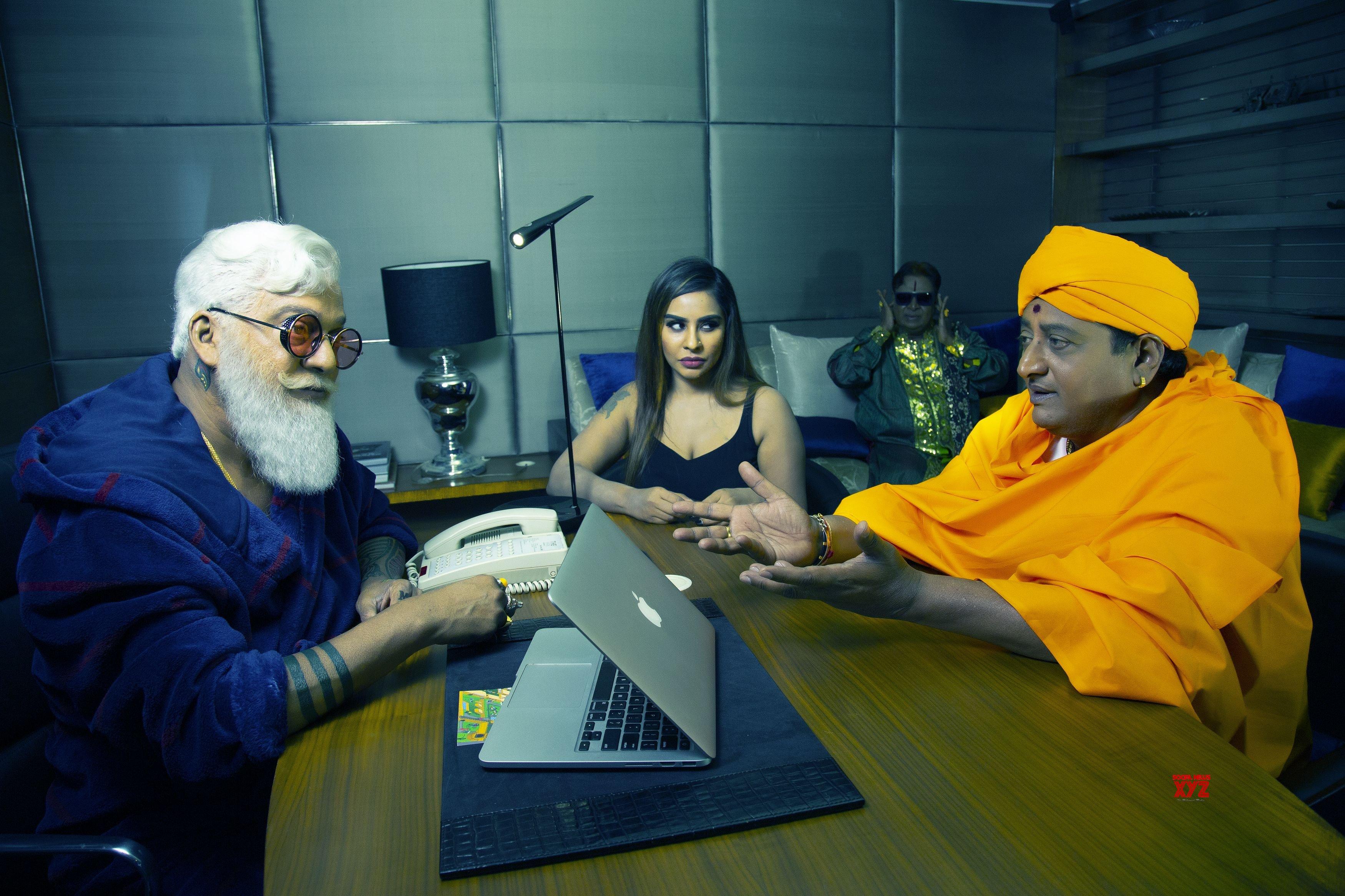 Sri Reddy's Climax Movie HD Stills